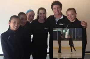 visit from Scott & Tessa